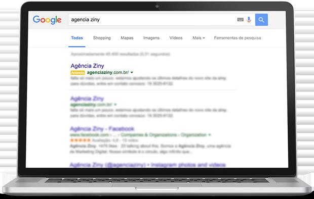 Agencia Ziny Links patrocinados