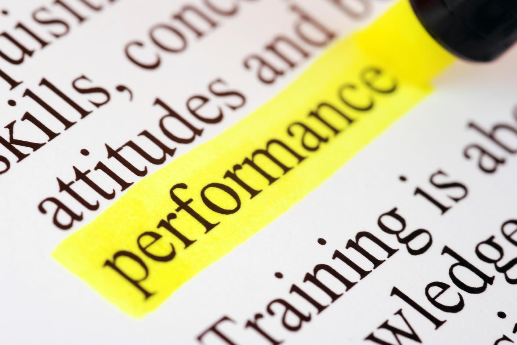 Indicadores de Performance - KPI