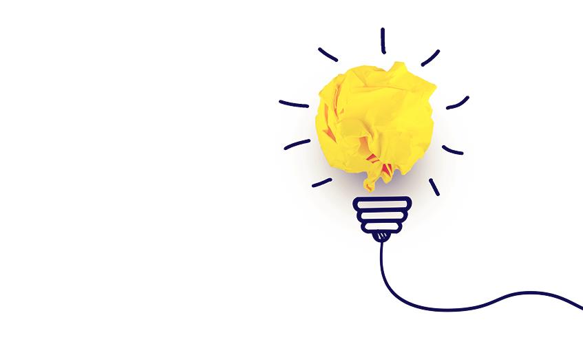 Cinco passos para você ser mais criativo